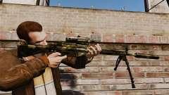 Снайперская винтовка HK G3SG1 v2
