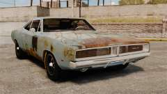 Dodge Charger RT 1969 ржавый v1.1