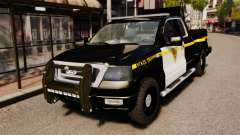 Ford F-150 v3.3 State Trooper [ELS & EPM] v3 для GTA 4