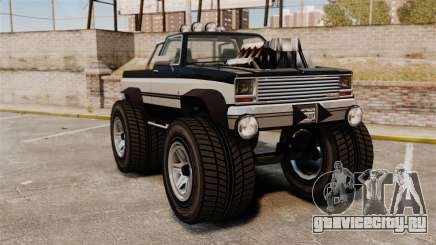 Monster Truck для GTA 4
