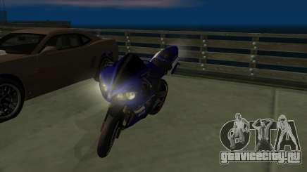 Yamaha R1 для GTA San Andreas