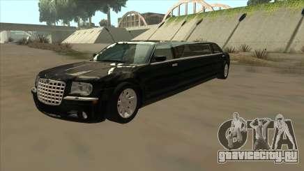 Chrysler 300C Limo 2006 для GTA San Andreas