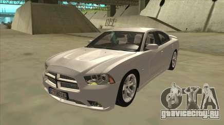Dodge Charger RT 2011 V2.0 для GTA San Andreas