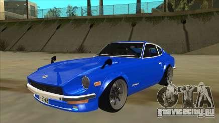 Nissan Wangan Midnight Devil Z S30 для GTA San Andreas