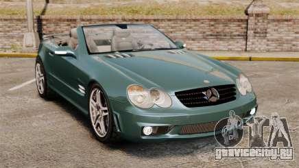 Mercedes-Benz SL65 2007 AMG v1.2 для GTA 4