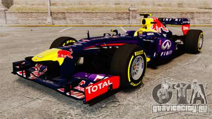 Болид Red Bull RB9 v5 для GTA 4