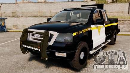 Ford F-150 v3.3 State Trooper [ELS & EPM] v2 для GTA 4