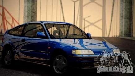 Honda CR-X 1991 для GTA San Andreas