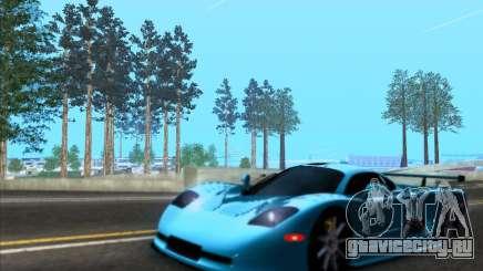 Mosler MT900S 2010 V1.0 для GTA San Andreas