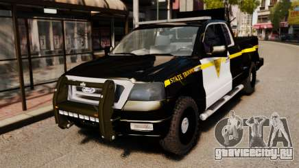 Ford F-150 v3.3 State Trooper [ELS & EPM] v3 для GTA 4