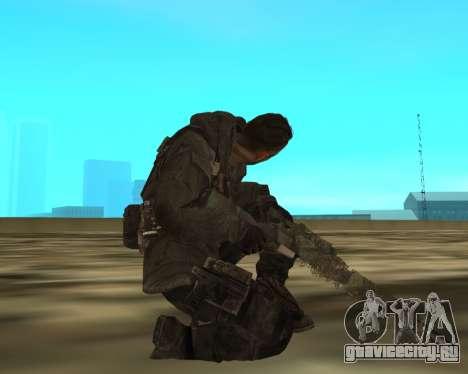 Sniper MacMillan для GTA San Andreas