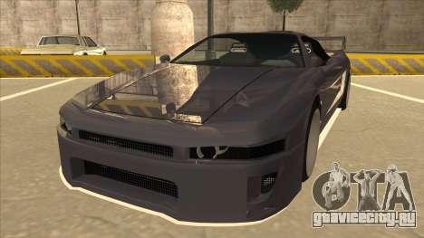 DoTeX Infernus V6 History для GTA San Andreas