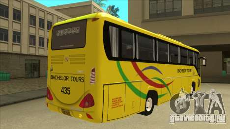 Kinglong XMQ6126Y - Bachelor Tours 435 для GTA San Andreas вид справа