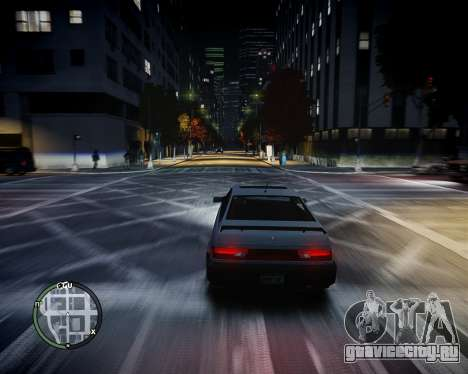 BiXenon v2.0 для GTA 4 третий скриншот