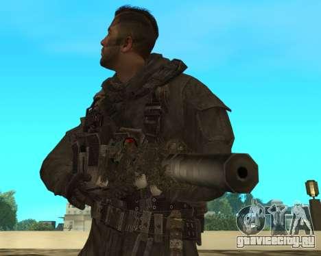 Sniper MacMillan для GTA San Andreas третий скриншот