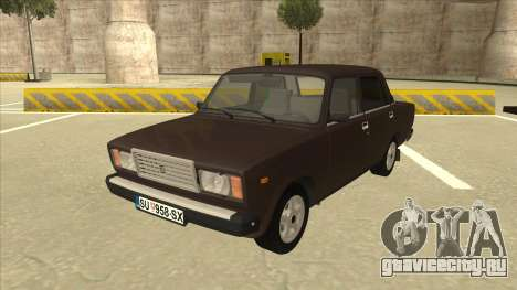 Lada Riva для GTA San Andreas