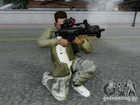HK-G36C для GTA San Andreas