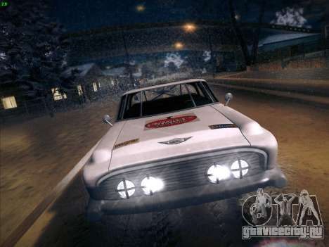 HD Bloodring Banger для GTA San Andreas вид сбоку