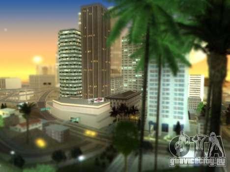ENBSeries by Krivaseef v2.0 для GTA San Andreas пятый скриншот
