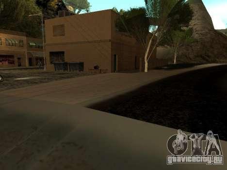 Зима v1 для GTA San Andreas восьмой скриншот