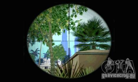 Barrett M82 из Battlefield 4 для GTA San Andreas второй скриншот