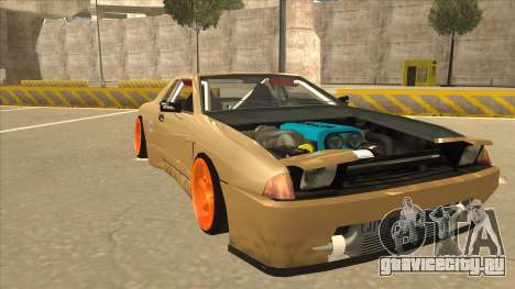 Elegy K22 King Swap для GTA San Andreas вид слева