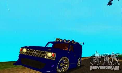 ИЖ 2715 Novosib Tuning для GTA San Andreas