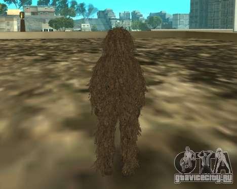 MacMillan для GTA San Andreas второй скриншот