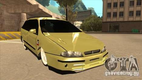 Fiat Marea Weekend для GTA San Andreas вид слева
