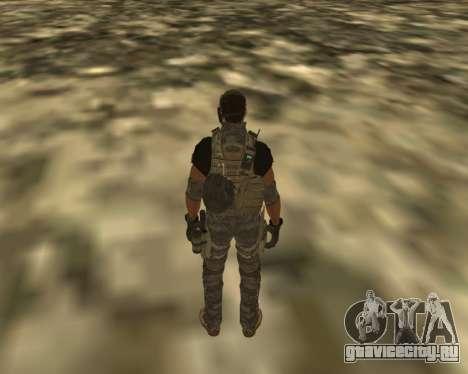 Griggs для GTA San Andreas второй скриншот