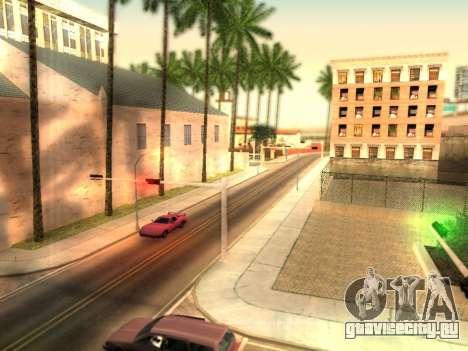 ENBSeries by Krivaseef v2.0 для GTA San Andreas четвёртый скриншот