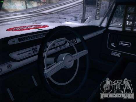 HD Bloodring Banger для GTA San Andreas колёса