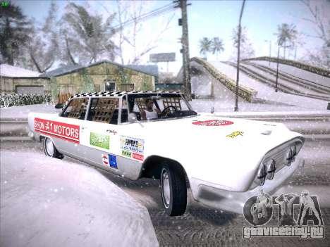 HD Bloodring Banger для GTA San Andreas вид справа