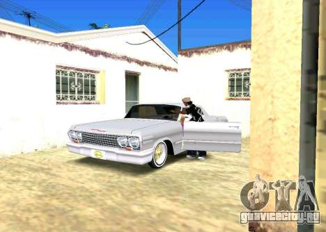 Кэндл и Цезарь для GTA San Andreas