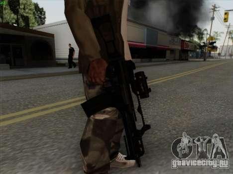 HK-G36C для GTA San Andreas четвёртый скриншот