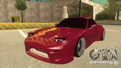 Mazda RX7 FD3S Rocket Bunny для GTA San Andreas