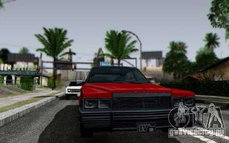 ENB Z Finale для GTA San Andreas шестой скриншот