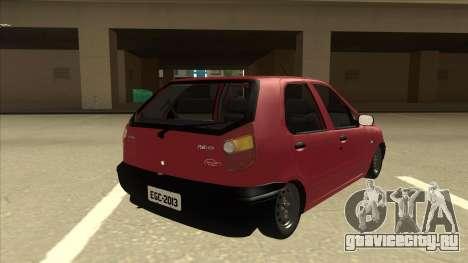 1997 Fiat Palio EDX Edit для GTA San Andreas вид справа
