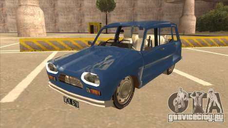 Citroën Ami 8 для GTA San Andreas