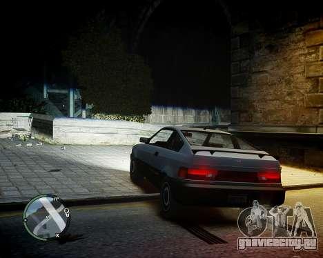 BiXenon v2.0 для GTA 4 второй скриншот