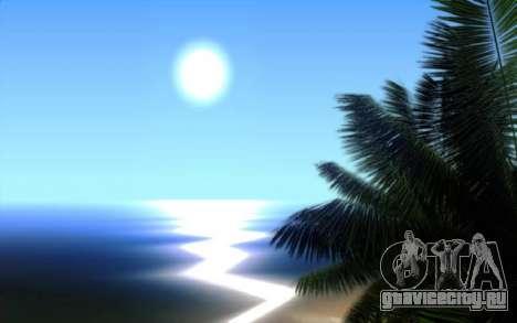 ENB Z Finale для GTA San Andreas третий скриншот