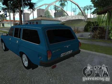 ГАЗ 311052 для GTA San Andreas вид справа
