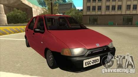 1997 Fiat Palio EDX Edit для GTA San Andreas вид слева