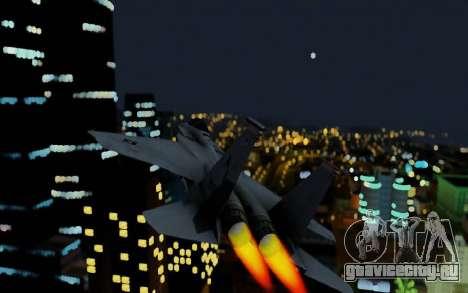 ENB Z Finale для GTA San Andreas седьмой скриншот
