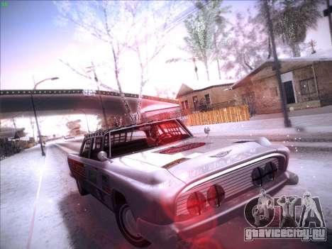 HD Bloodring Banger для GTA San Andreas вид слева