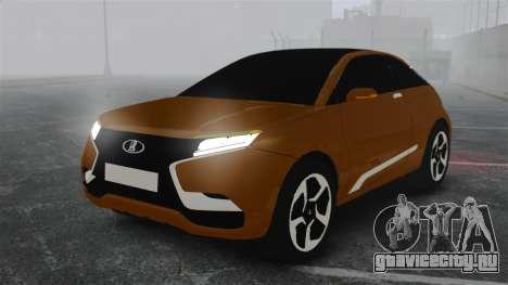 Lada XRay Concept для GTA 4