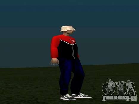 Скин на Maccer для GTA San Andreas второй скриншот