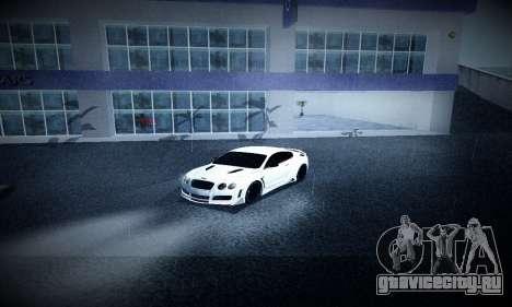 ENBseries By DjBeast для GTA San Andreas второй скриншот