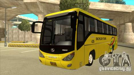 Kinglong XMQ6126Y - Bachelor Tours 435 для GTA San Andreas