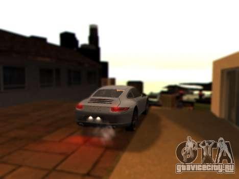 ENBSeries by Krivaseef v2.0 для GTA San Andreas